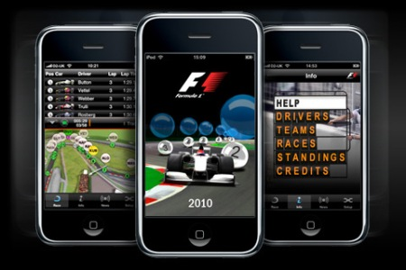 F1™  2010 Timing App – Championship Pass